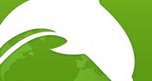 تحميل متصفح دولفين Dolphin Browser