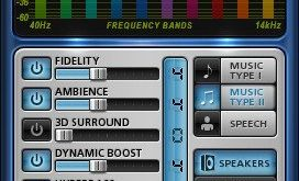 تحميل برنامج مضخم الصوت DFX Audio Enhancer 2018