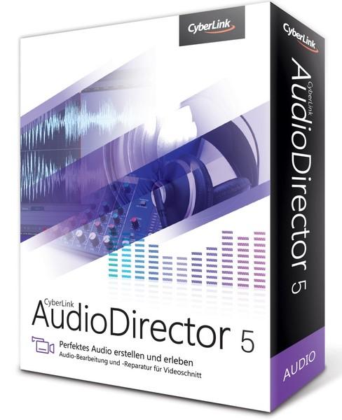 تحميل برنامج CyberLink AudioDirector Ultra