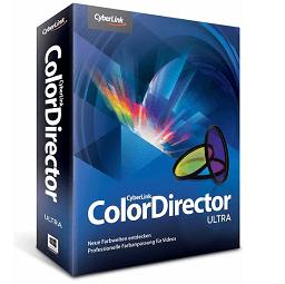 تحميل برنامج CyberLink ColorDirector Ultra