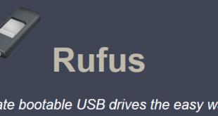 تحميل برنامج Rufus 2018 لنسخ الويندوز على فلاشه