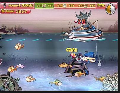 تحميل لعبة صيد السمك addictive angling 2018