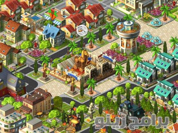تحميل لعبة مدن الدهب مجانا Cities of Gold 2018