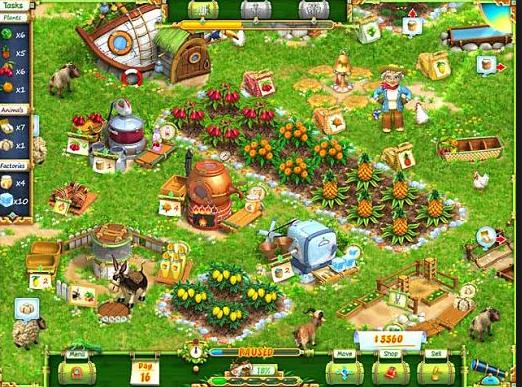 تحميل لعبة مزارع يودا 2018 مجانا Youda Farmer 2