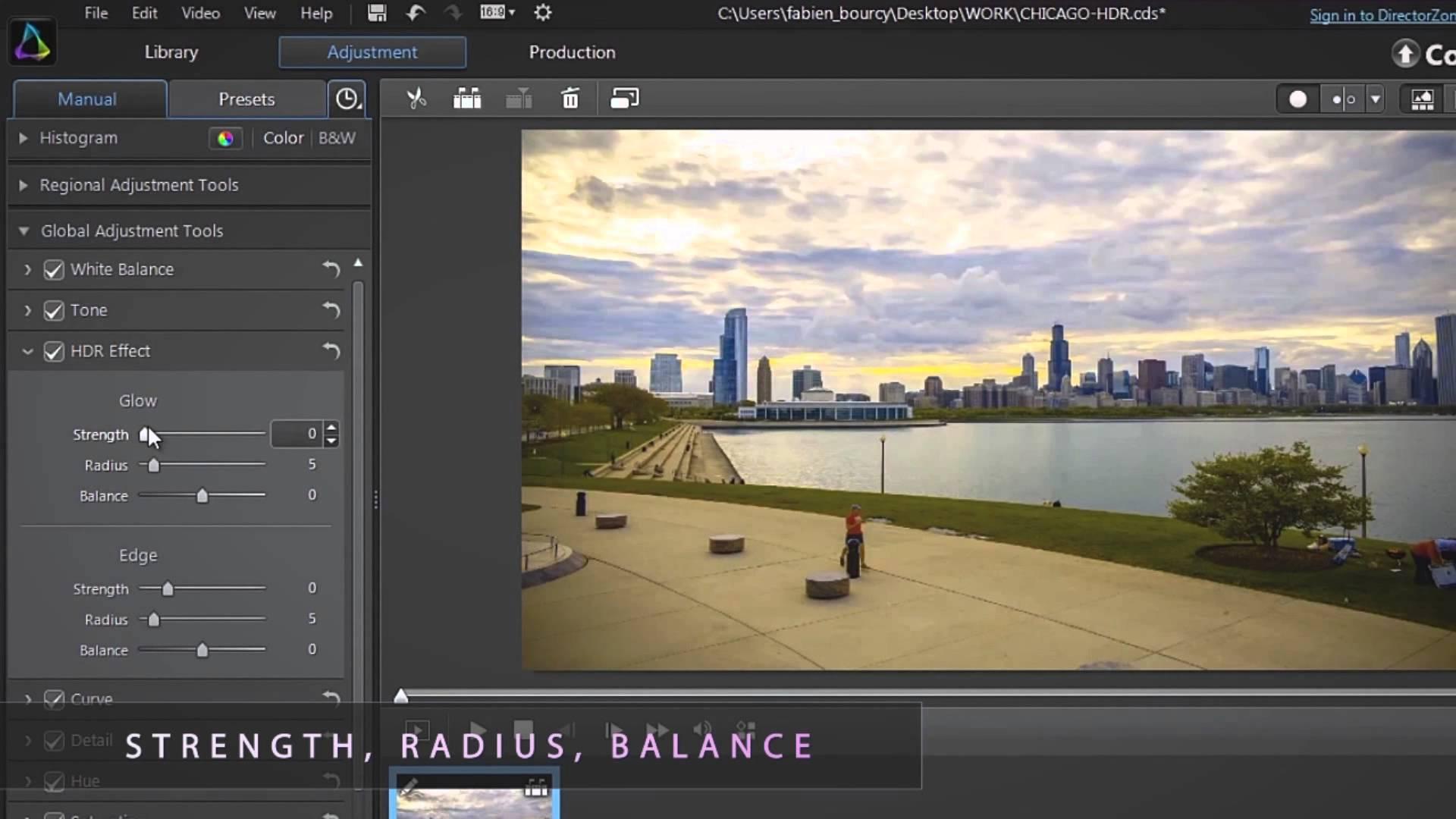 تنزيل برنامج CyberLink ColorDirector Ultra