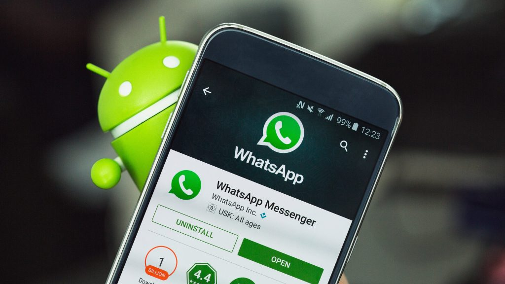 WhatsApp android 2019