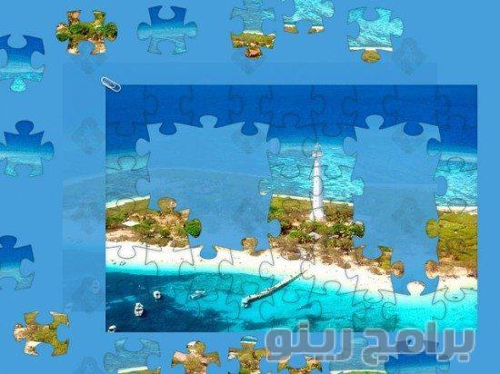 تحميل لعبة تركيب الصور lovely puzzel 2018