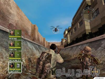تحميل لعبة حرب العراق عاصفة الصحراء2 conflict desert storm 2 2018