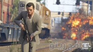 تحمبل لعبة جاتا GTA V 2018 مجانا