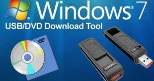 تحميل برنامج Windows 7 USB/DVD Tool 2018 لحرق الويندوز