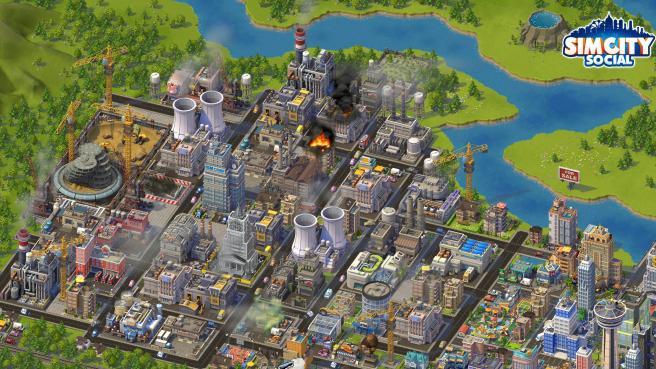 تحميل لعبة simcity للكمبيوتر من ميديا فاير