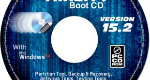 تحميل اسطوانة الهيرن بوت 2018 Hiren BootCD