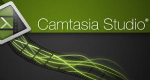 تحميل برنامج تصوير الشاشة فيديو Camtasia Studio 2018