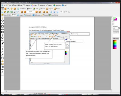 تحميل برنامج تعديل ملفات بى دى اف