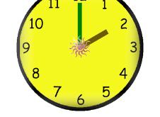 تحميل برنامج تعليم الساعة للاطفال Animated Clock 2018