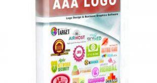 تحميل برنامج عمل اللوجوهات AAA Logo 2018