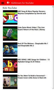 تحميل برنامج يوتيوب الاطفال