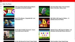 تحميل برنامج يوتيوب الاطفال 2018