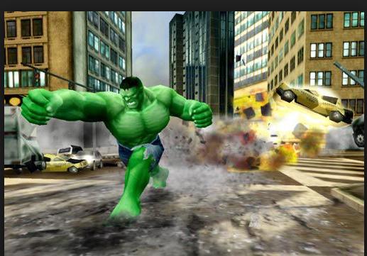 تحميل لعبة الرجل الاخضر للكمبيوتر والاندرويد the hulk 2019