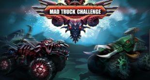 تحميل لعبة الشاحنة المقاتلة 2018 Mad Truckers