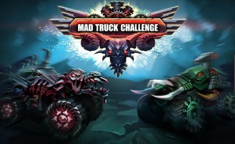 تحميل لعبة السيارة المقاتلة Mad Truckers