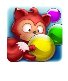 تحميل لعبة الكرات Bubble Shooter