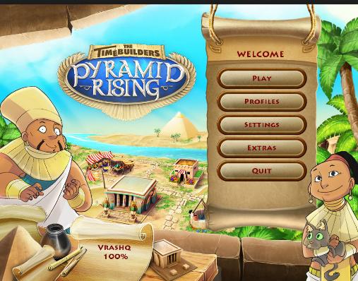 تحميل لعبة بناء الاهرمات pyramid rising 2019 للكمبيوتر