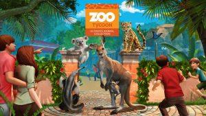 تحميل لعبة حديقة الحيوانات Zoo Tycoon 2018