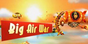 تحميل لعبة حرب الطائرات 2018 big air war