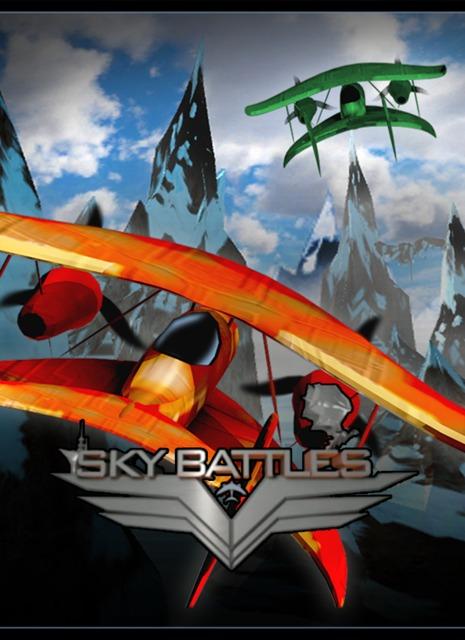 تحميل لعبة حرب الطائرات SKY Battle
