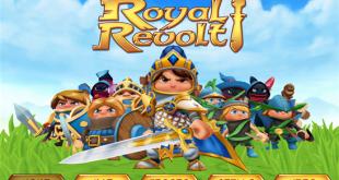 تحميل لعبة حرب المملكة Royal Revolt 2018