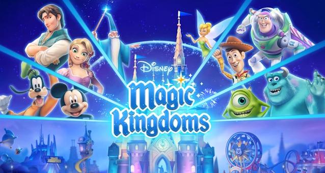تحميل لعبة ديزني مملكة السحر Disney Magic Kingdoms