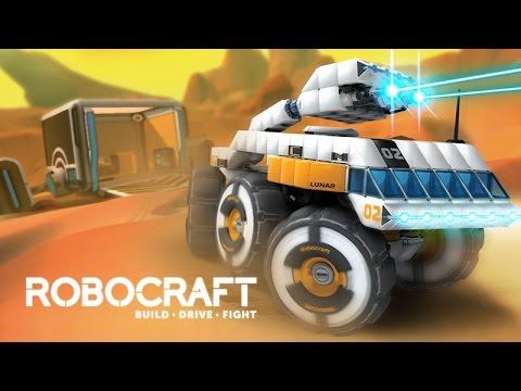تحميل لعبة روبو كرافت Robocraft