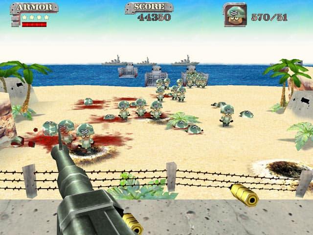 تحميل لعبة مدفعية الشاطئ 2018