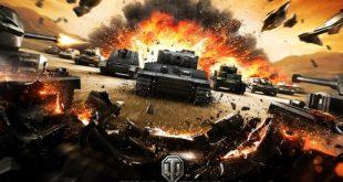 تحميل لعبه حرب الدبابات 2018 World Of Tanks