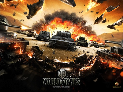 تحميل لعبه حرب الدبابات World Of Tanks
