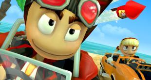 تحميل لعبه سباق موتسيكلات الشاطىء Beach Buggy 2018