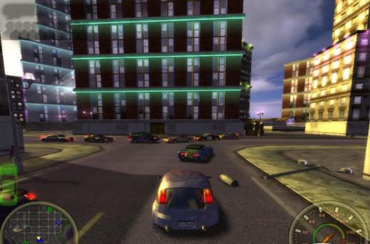 تحميل لعبه سيارات المدينة