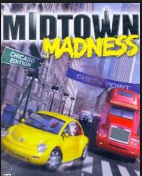 تحميل لعبه سيارات المدينه Midtown Madness