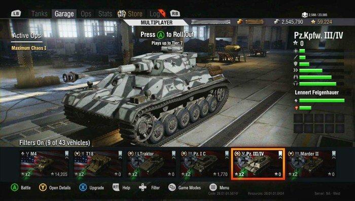 تحميل World Of Tanks
