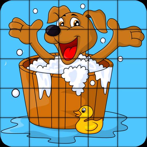 تنزيل برنامج تعليم الاشكال للاطفال Puzzles 2018