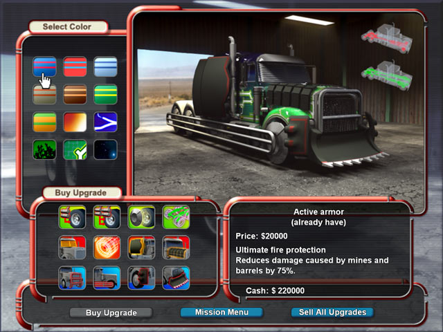 تنزيل لعبة 2018 Mad Truckersاخر اصدار