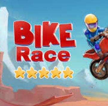 لعبةbike race free