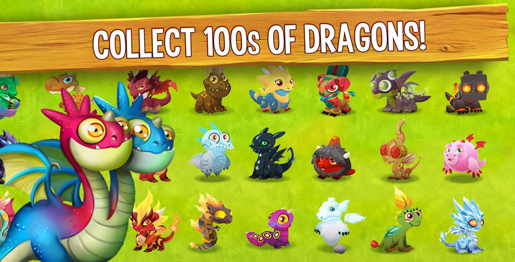 تحميل لعبة dragon city مهكرة