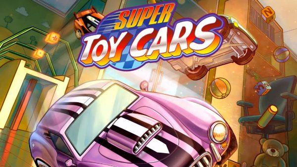 تحميل لعبه Super Toy Cars
