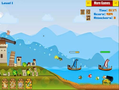 احدث اصدار لعبة سحق السفن