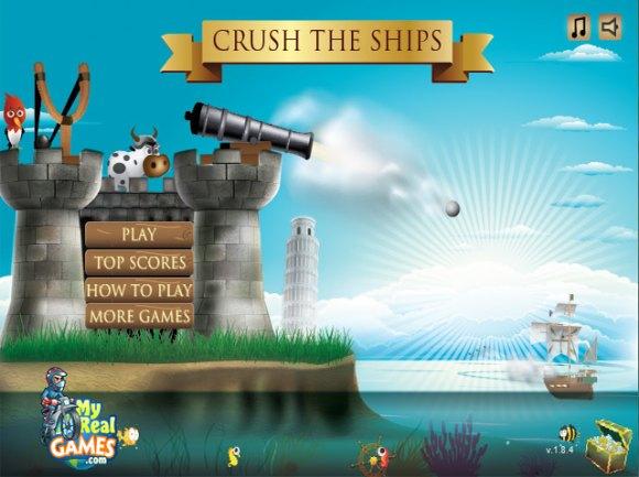 تحميل لعبة سحق السفن 2018