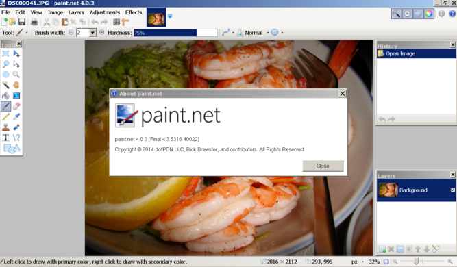 Download Paint.NET 2018