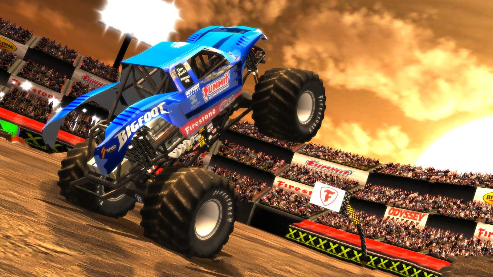 تحميل لعبة Monster Truck Destruction 2019
