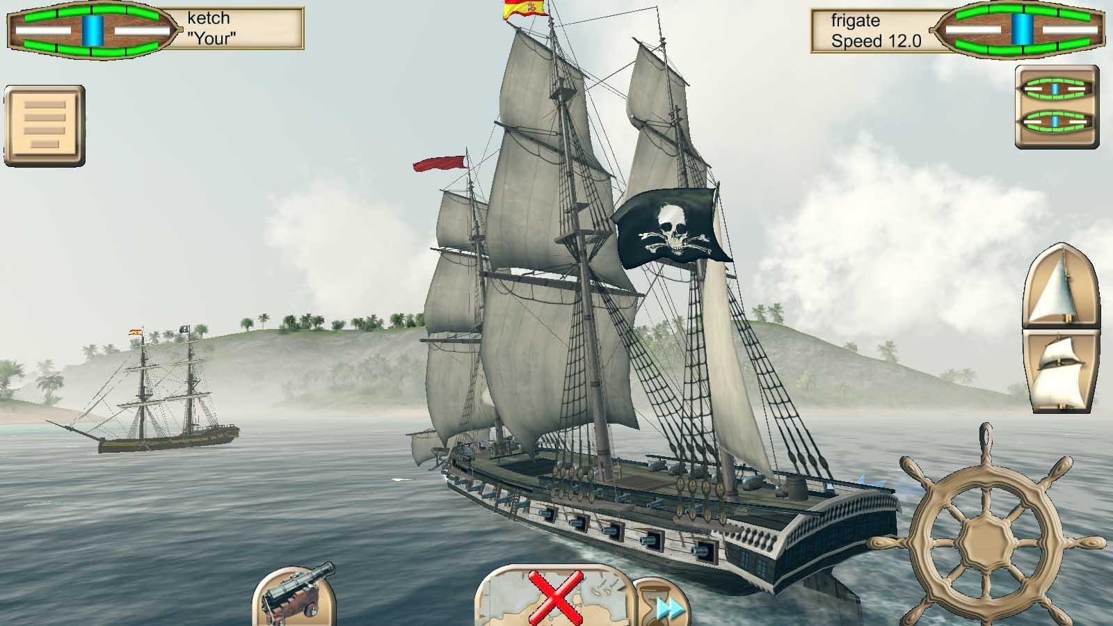 تحميل لعبة Pirates of the Caribbean